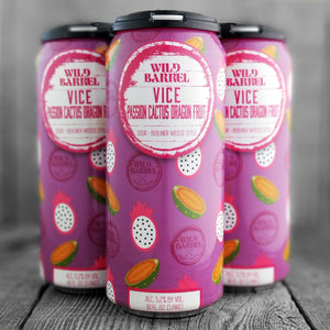 Wild Barrel Vice Passion Cactus Dragon Fruit