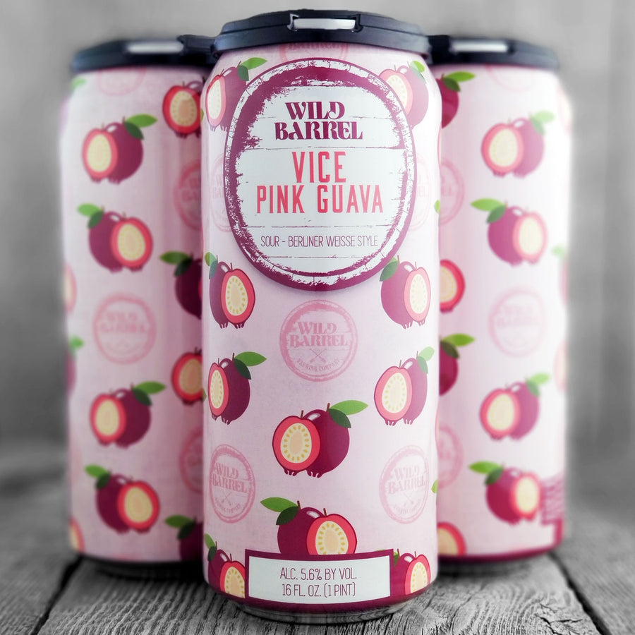 Wild Barre Vice Pink Guava