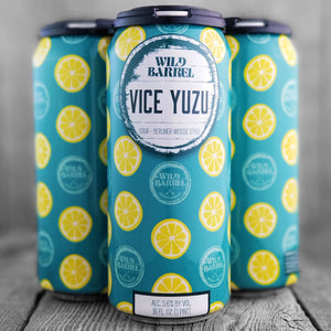 Wild Barrel Vice Yuzu