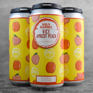 Wild Barrel Vice Apricot Peach
