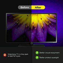 Load image into Gallery viewer, LED Strip Lights USB 4 Meter 5050 RGB Color Light TV BLUETOOTH Control Lighting UK