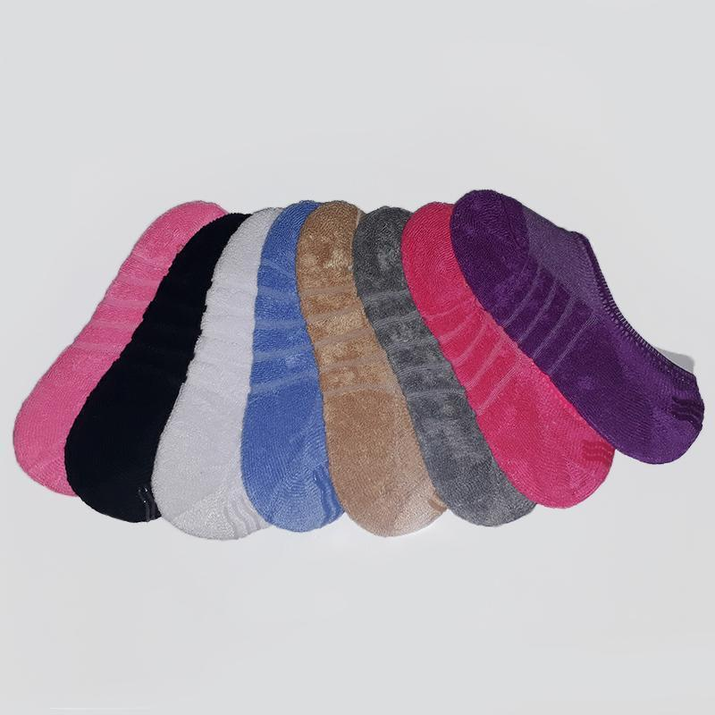 Anti Skid Foot Socks 5 Pairs Assorted Colors - Novelty PH