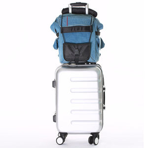 Bungee Luggage stacker