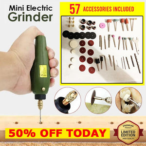 S-LITE™ Mini Electric Grinder Set