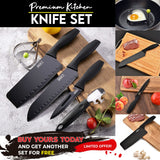 Kitchen Knife Set (Buy 1 Take 1)