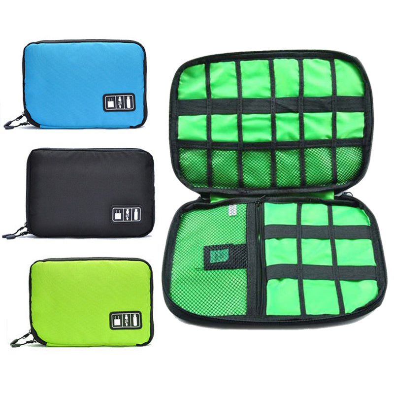 Digital Accessories Organizer for Cable & Gadgets