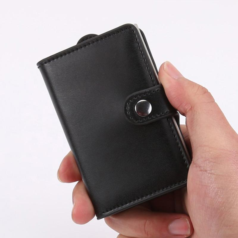 Minimalist RFID Protection Wallet (Buy 1 Take 1 Free)