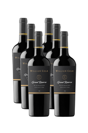 6 Botellas Blend Gran Reserve Winemaker selección Chileanwines