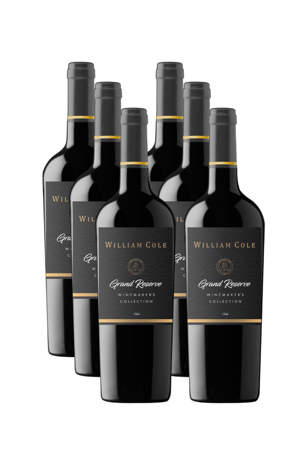 Blend Gran Reserve Winemaker Collection William Cole