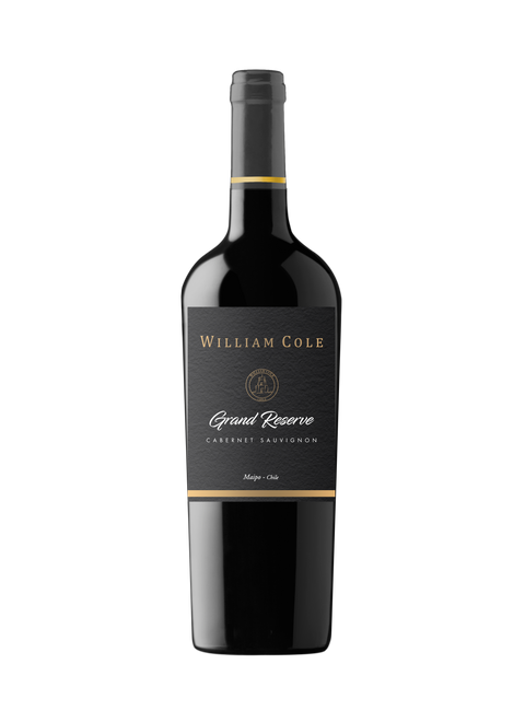 Cabernet Sauvignon Gran Reserve William Cole