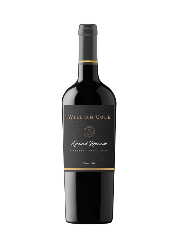 Cabernet Sauvignon Gran Reserva Columbine William Cole