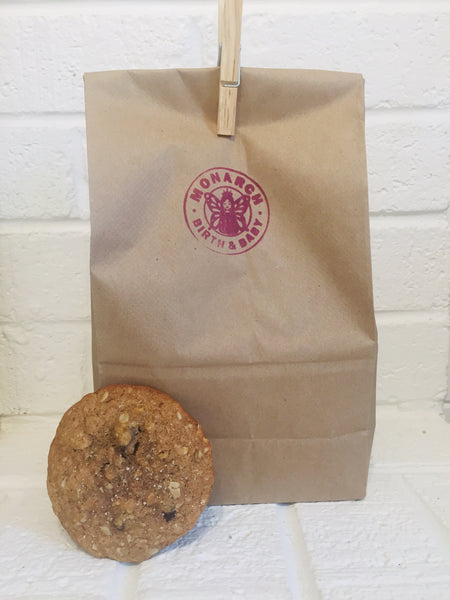Made to Order Lactation Cookies | Oatmeal Raisin