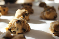 organic lactation cookie dough to help increase breast milk supply non-gmo ingredients