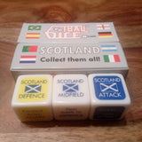 SCOTLAND - Football Dice™ | World Edition