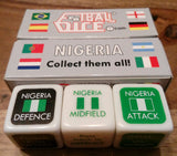 NIGERIA - Football Dice™ | World Edition