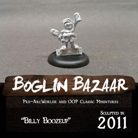 Billy Boozeup (2011)