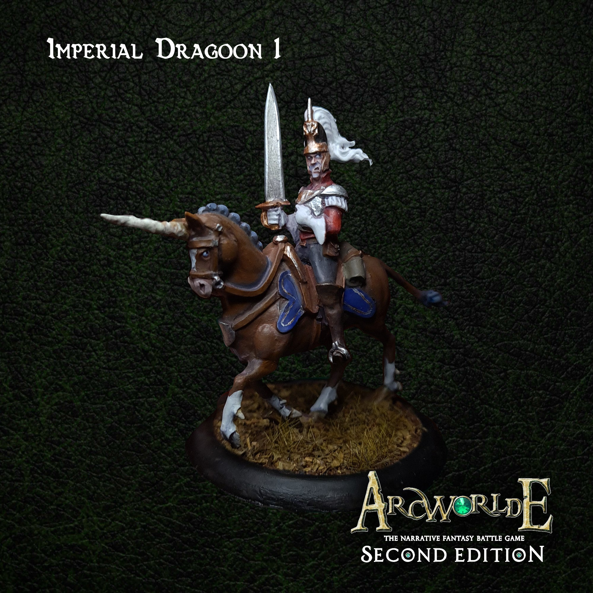 Imperial Dragoon 1