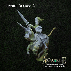 Imperial Dragoon 2