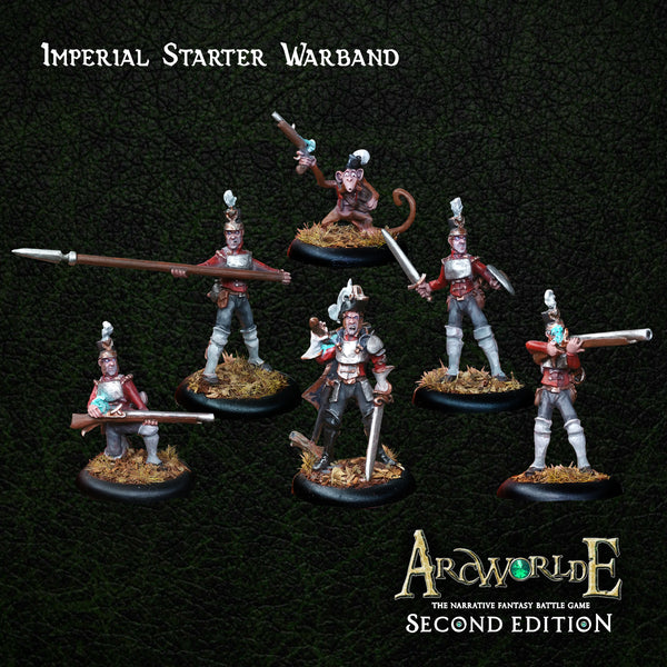 Imperial Faction Set
