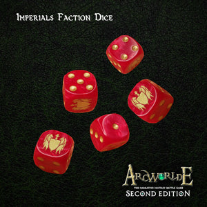 Imperial Faction Dice