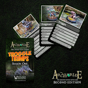 Troggle Trumps - Season 1