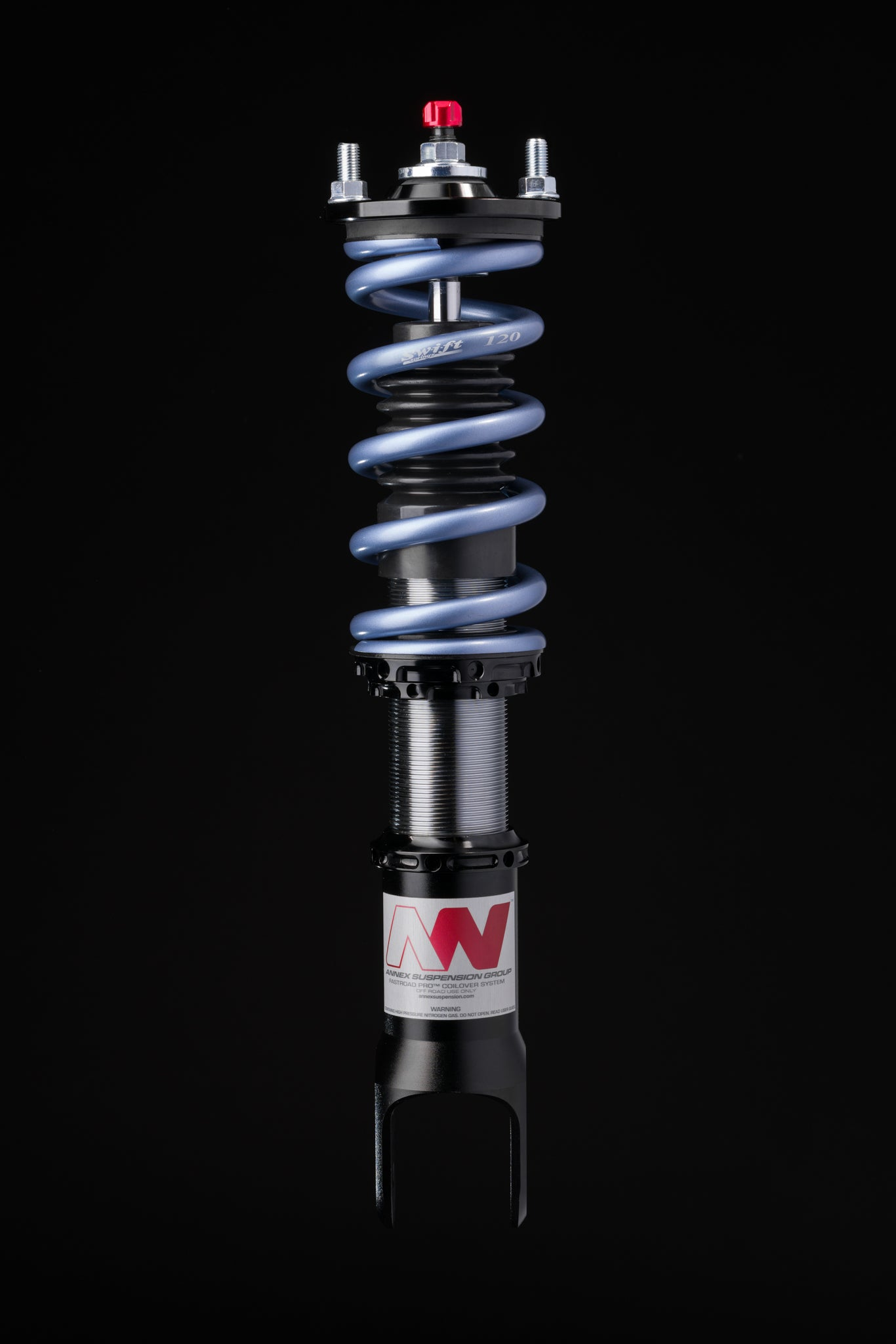 Fastroad Pro Coilovers by Annex Suspension  2006 2007 2008 2009 2010 2011 Honda Civic SI Comfort Performance Coilovers - Height, damper adjustable -Rust, corrosion resistance-NVH Isolator- Radial Bearing- Camber Plates- Swift Springs- Track Proven- Dyno tested, quality control, hand assembled in USA