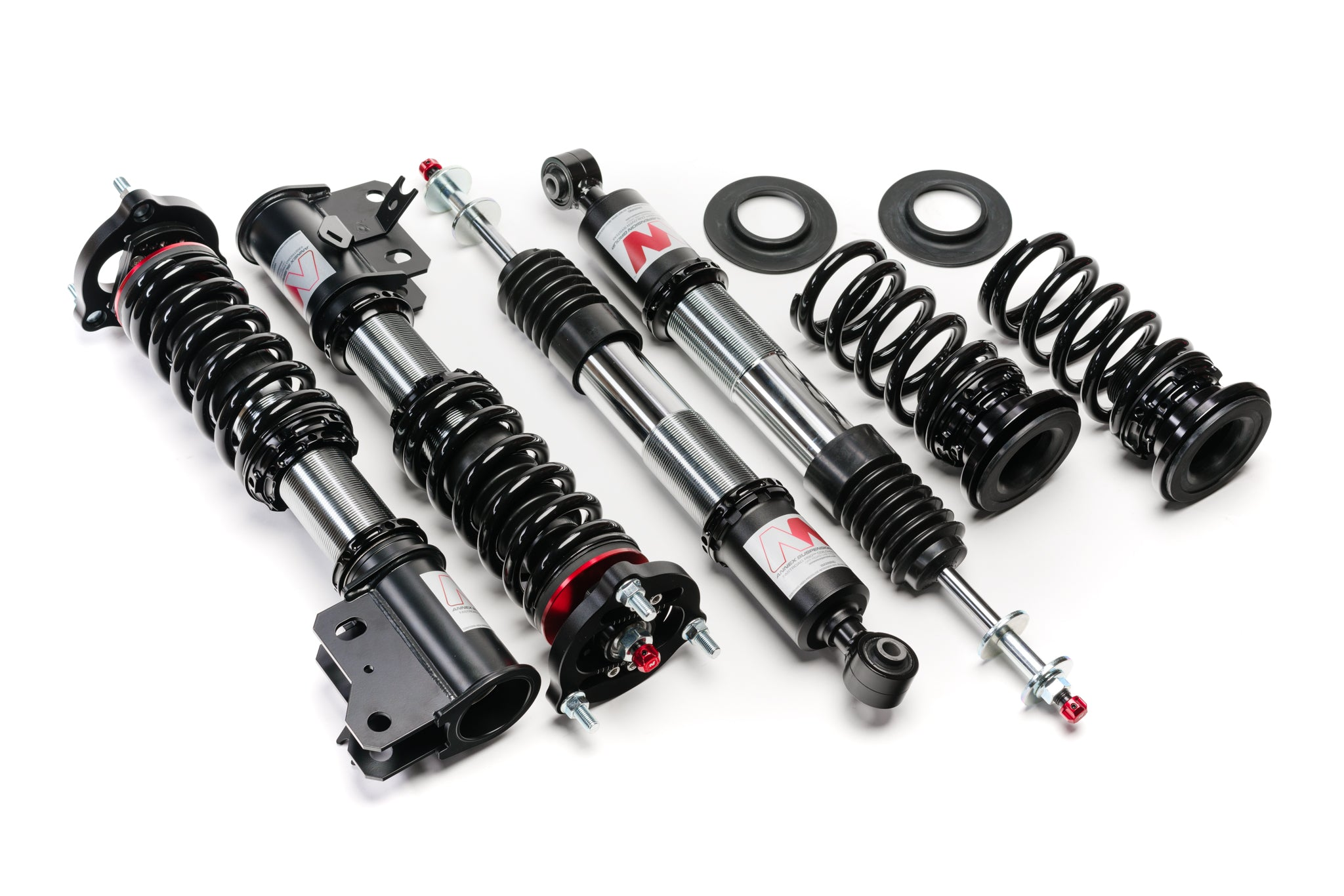 Fastroad Pro Coilovers by Annex Suspension Honda Civic SI Coilovers for Daily Driving (Street Driving and Track Comfort) 2006 2007 2008 2009 2010 2011