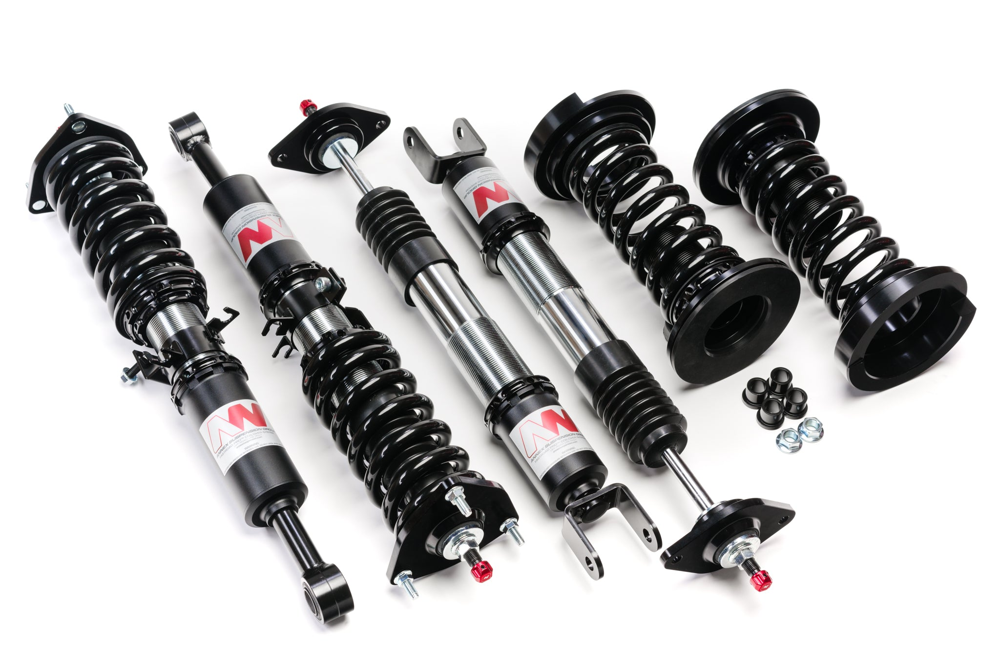 Annex Suspension Fastroad Pro Coilovers Best Infiniti 2007-2008 Sedan G35 for Daily Driving (Street Driving and Track Comfort)
