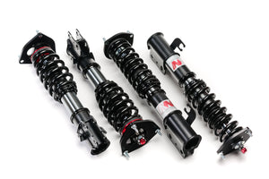 Annex Suspension Kits Fastroad Pro Coilovers Subaru 2006-2007 Impreza WRX STI for Daily Driving (Street Driving and Track Comfort)