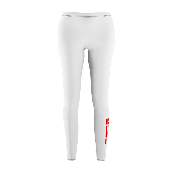 TGBG Women's Leggings - White