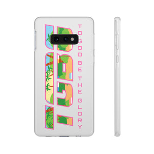 TGBG Summer Vibes Flexi Case - Pink