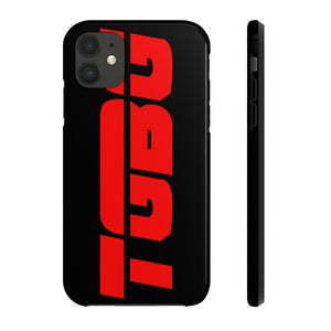 TGBG Tough Phone Case - BRED