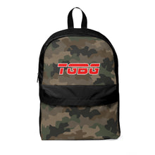Load image into Gallery viewer, TGBG Camo Backpack