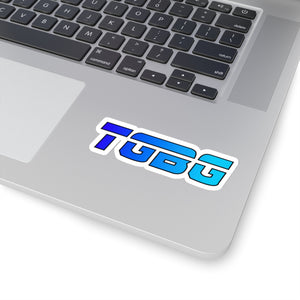 TGBG FreezyBlue Sticker