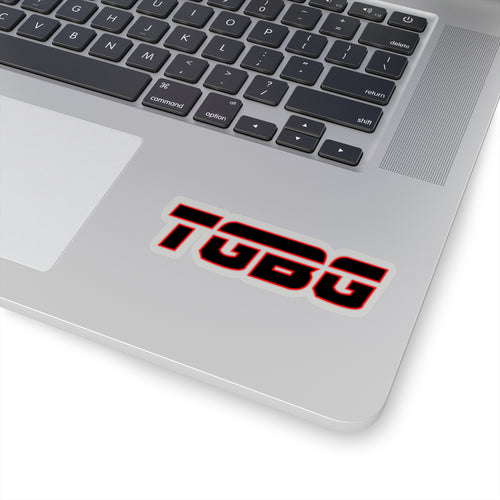 TGBG Black Sticker