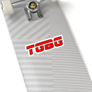 TGBG Red Sticker