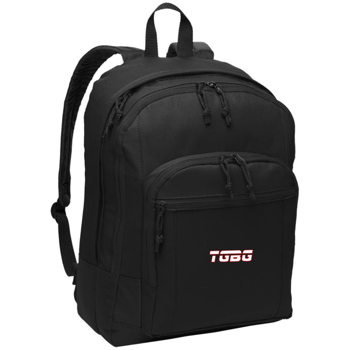 TGBG Embroidered Backpack