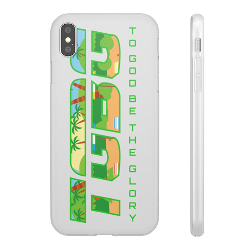 TGBG Summer Vibes Flexi Case - Lime