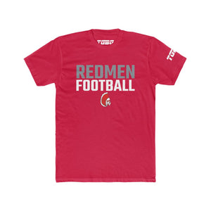 TGBG Redmen Football Tee