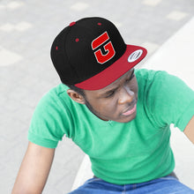 "Load image into Gallery viewer, TGBG ""Big G"" Snapback"