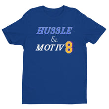 "Load image into Gallery viewer, TGBG ""Hussle&Motiv8"" Tee"