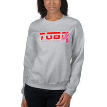 Load image into Gallery viewer, TGBG Breast Cancer Awareness Sweatshirt