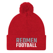 Load image into Gallery viewer, TGBG Redmen Football Beanie
