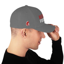 Load image into Gallery viewer, TGBG Redmen Football Flex-Fit Cap