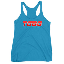 Load image into Gallery viewer, TGBG Women's Racerback Tank