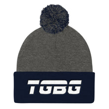 Load image into Gallery viewer, TGBG Pom Knit Cap