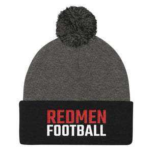 TGBG Redmen Football Beanie