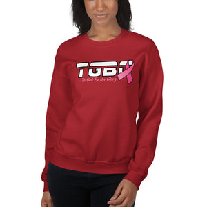 TGBG Breast Cancer Awareness Sweatshirt