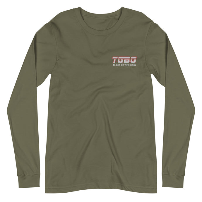 TGBG XPLND Embroidered Long Sleeve