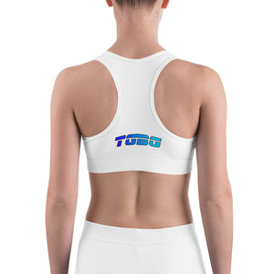 TGBG FreezyBlue Sports Bra